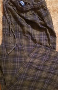 ♨️♨️♨️Men's plaid pajama pants